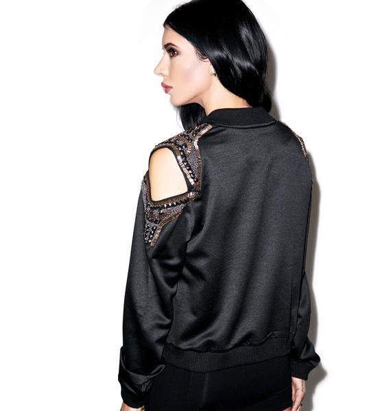 Rhythm Nation Bomber Jacket