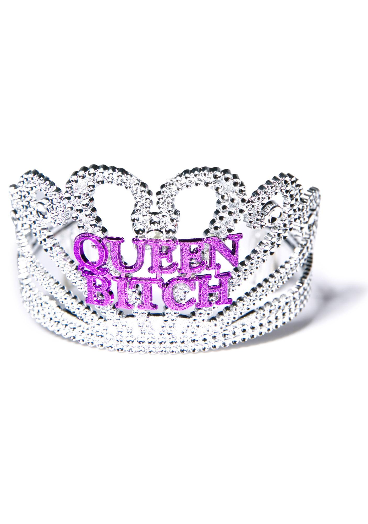 Queen Bitch Tiara