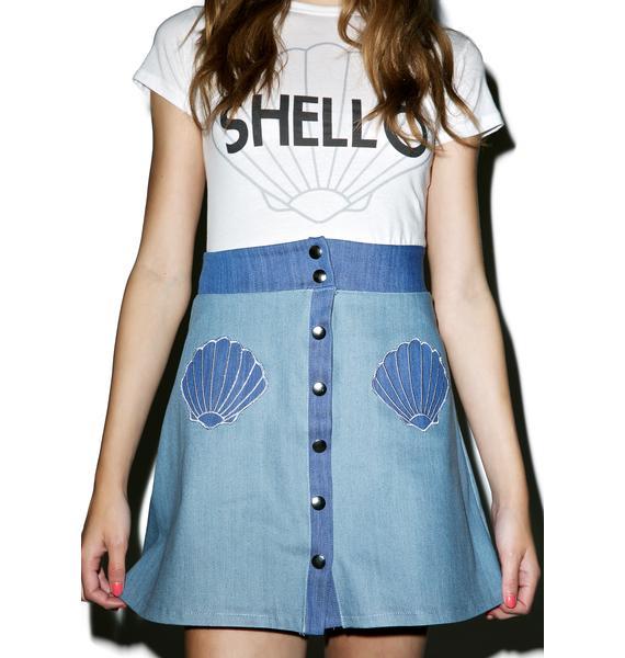 Valfré Shelly Skirt