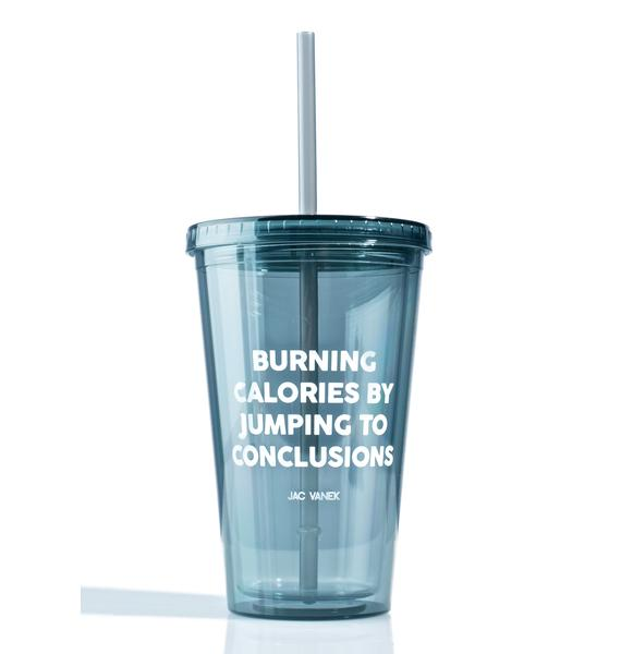 Jac Vanek Burning Calories Drink Tumblr