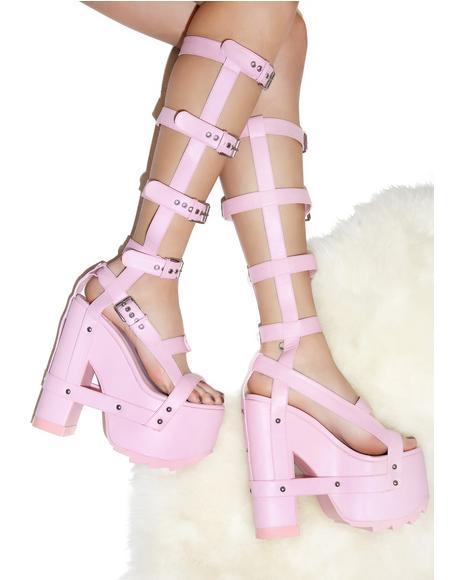 Baby Nightcall Hi Platform Heels