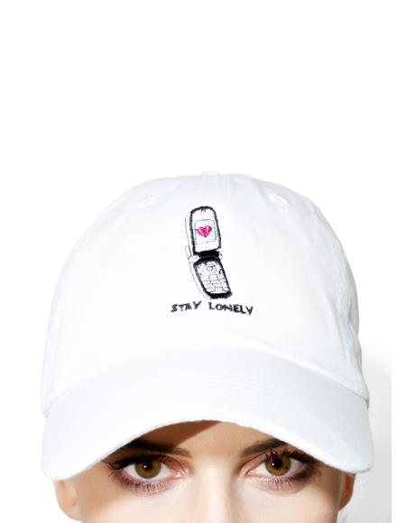 Stay Lonely Dad Hat