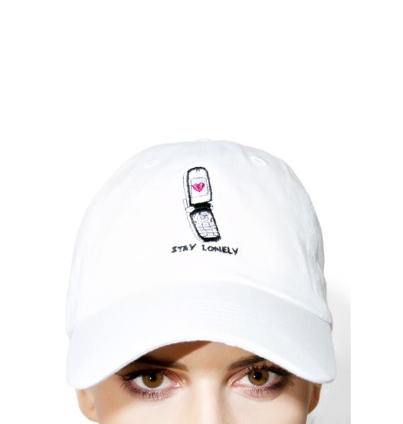 This Is A Love Song Stay Lonely Dad Hat