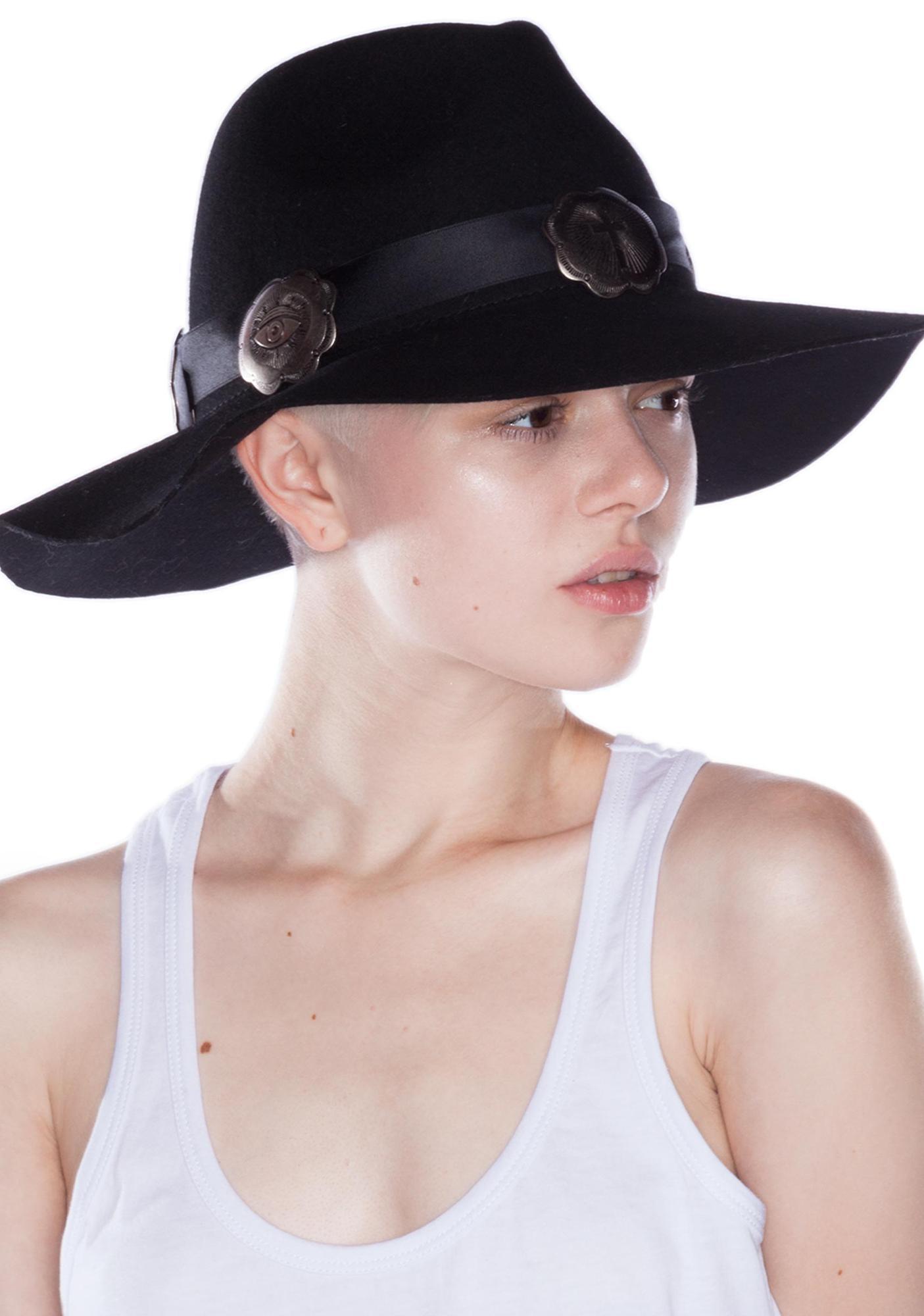 UNIF Concho Hat