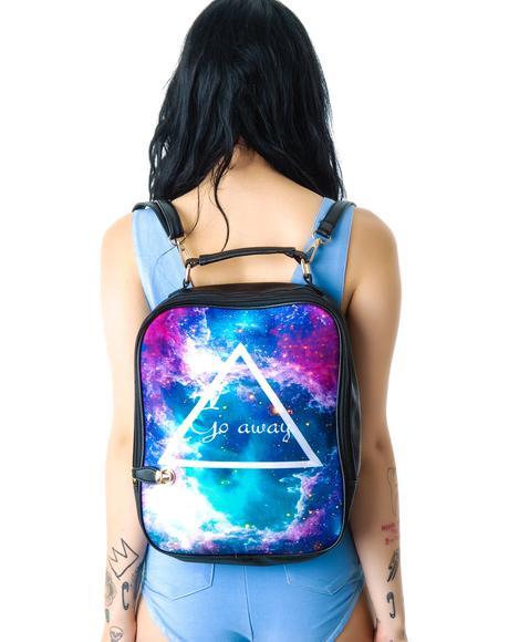 Go Away Backpack
