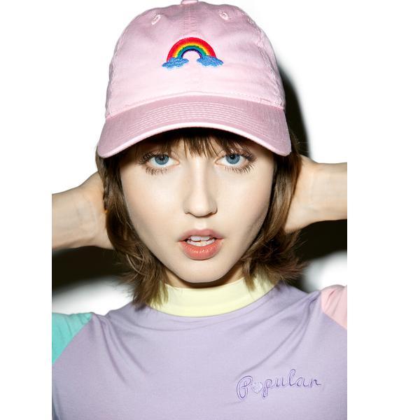 MeYouVersusLife Rainbow Cap