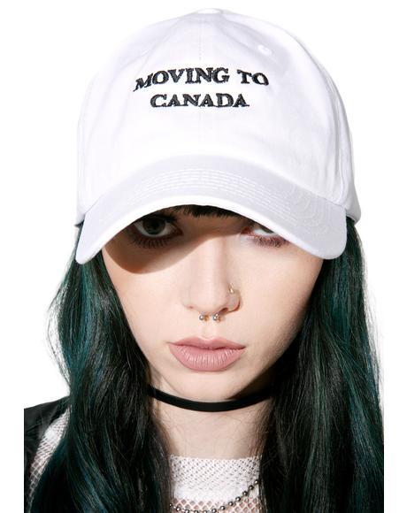 Dual Citizen Dad Hat