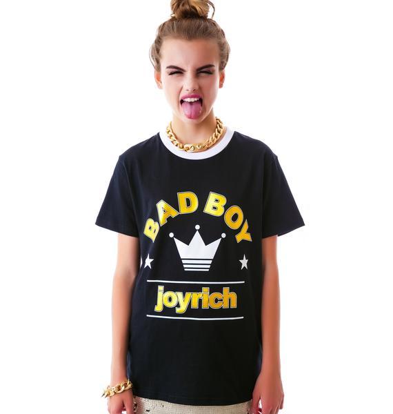 Joyrich Bad Boy Crown Joyrich Tee