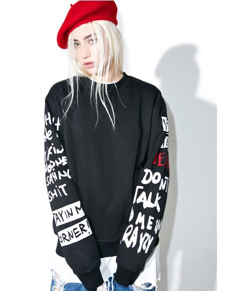 Shizo Crewneck Sweatshirt