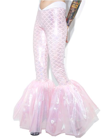 Secret Siren Of Da Ocean Costume