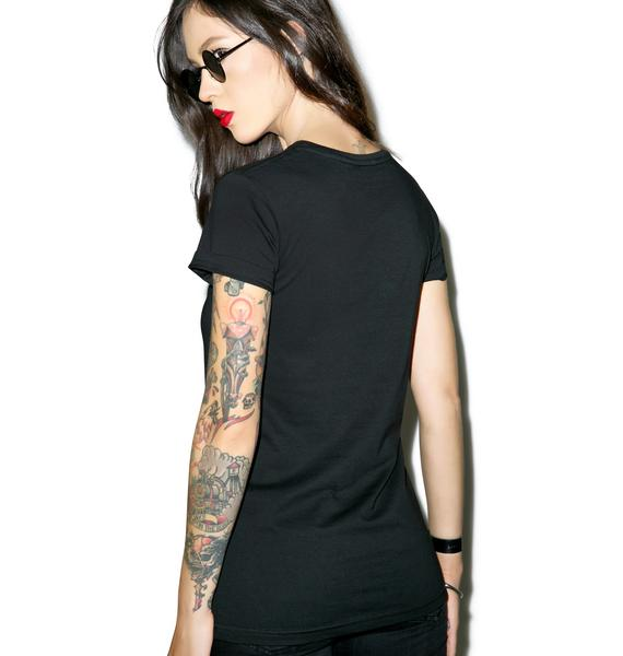 Disturbia Beam Me Up Tee
