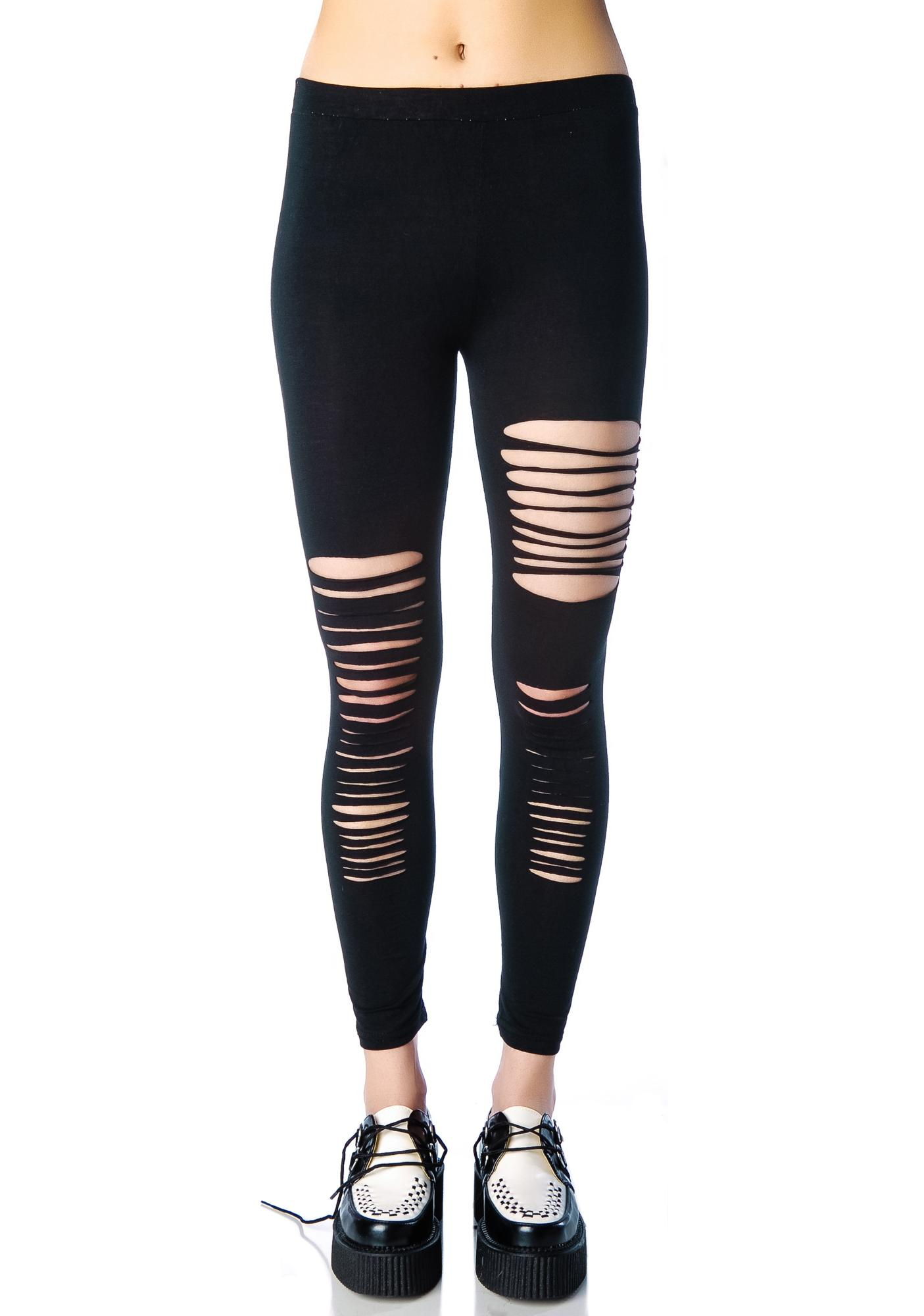 Slasher Flix Leggings