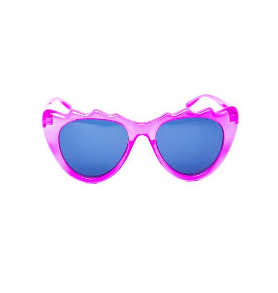 Mink Pink Copy Cat Sunglasses