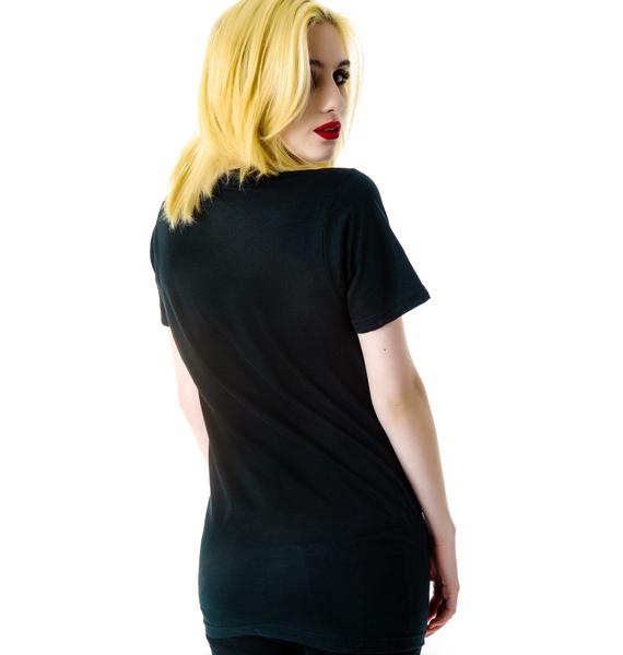 Reason Catvenchy Short Sleeve Tee