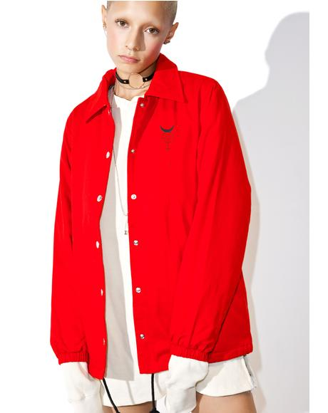 Creatrix Coaches Jacket
