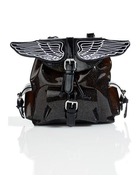 Lil Angel Mini Backpack