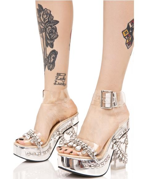 Melrose Crystallized Platforms