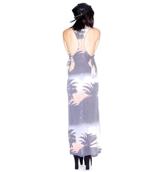 One Teaspoon Cabo Maxi Dress