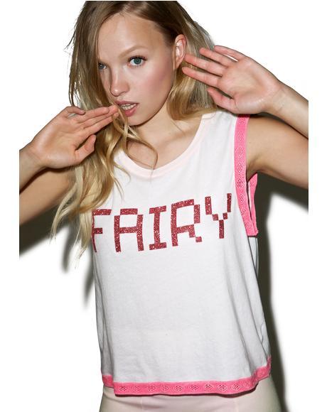 BFF Fairy Barback Tank