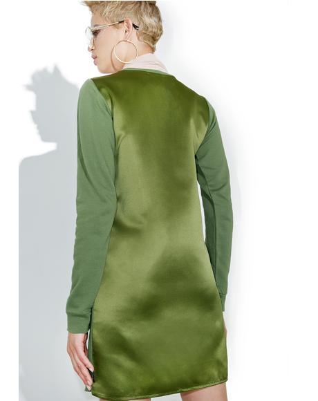 Banks Crewneck Dress