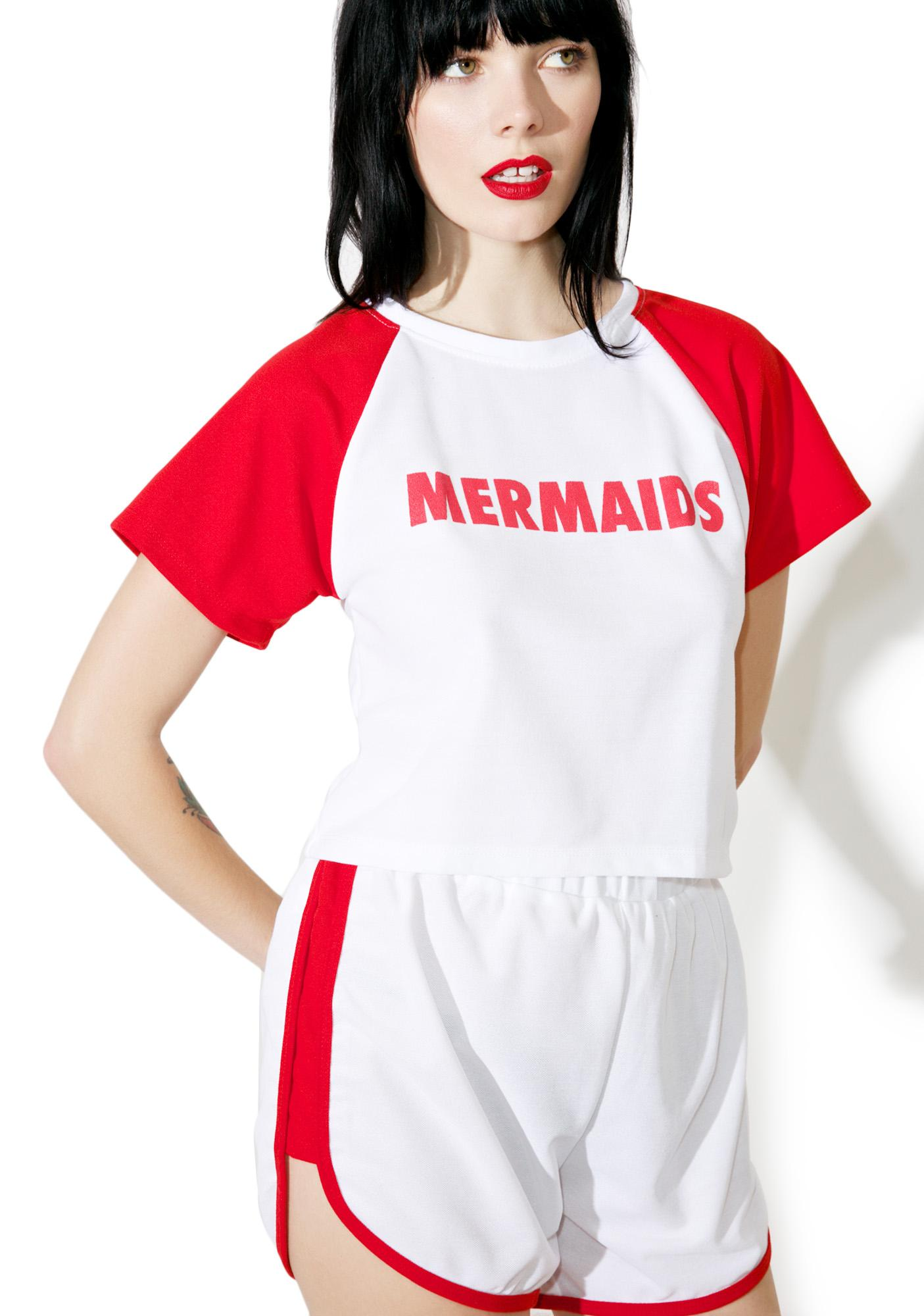 Mermaids Sporty Set