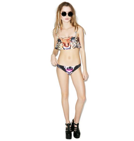 Wildfox Couture Wildcat Bikini Bottom