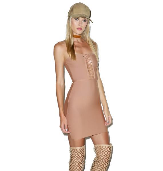 Sugar 'N Spice Bodycon Dress