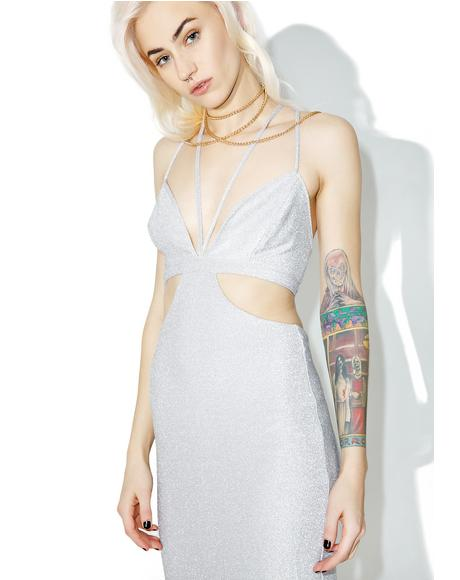 Grown 'N Single Maxi Dress