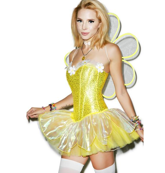 Pocketful Of Daisy Costume