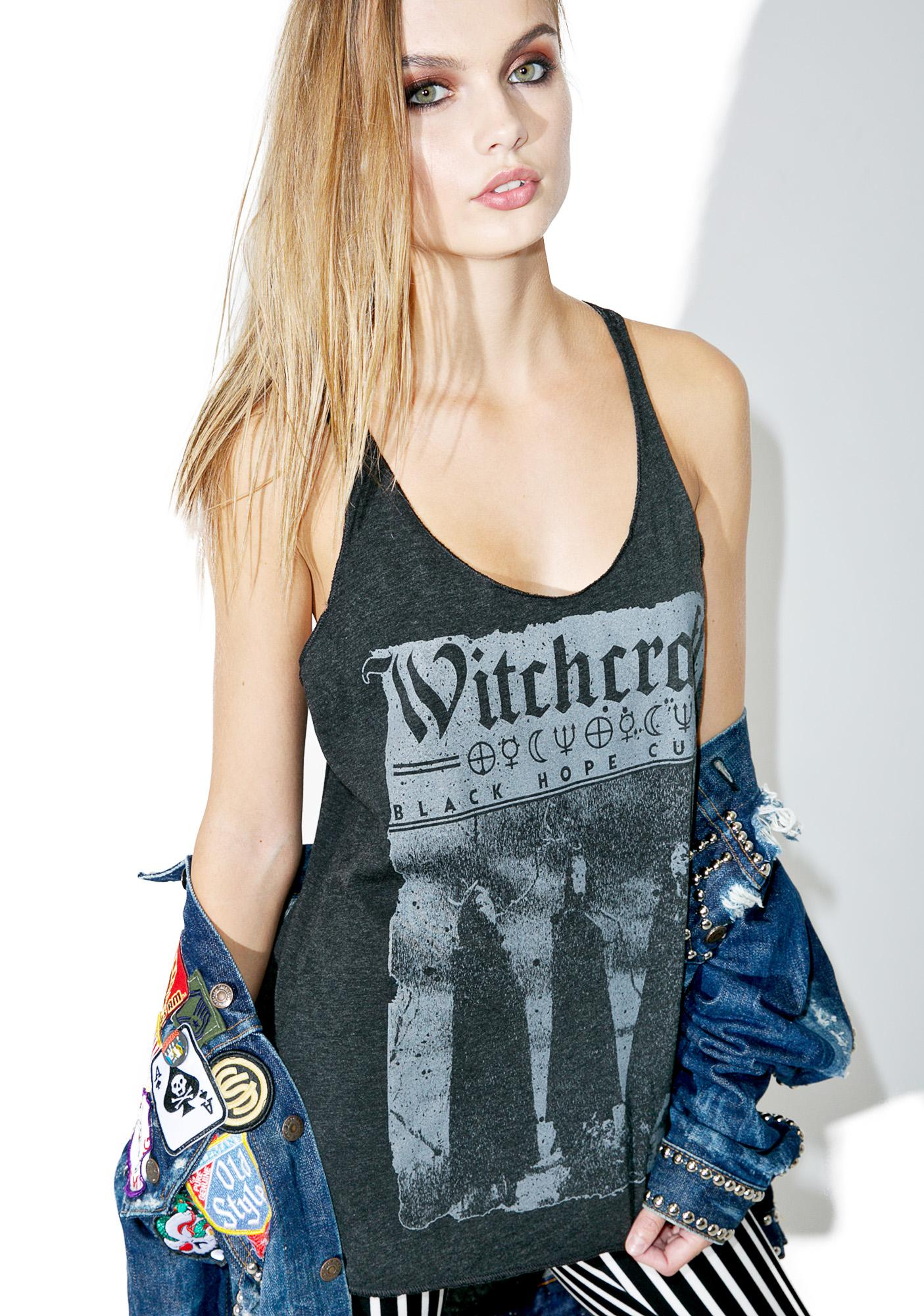 3 Witches Tank Top