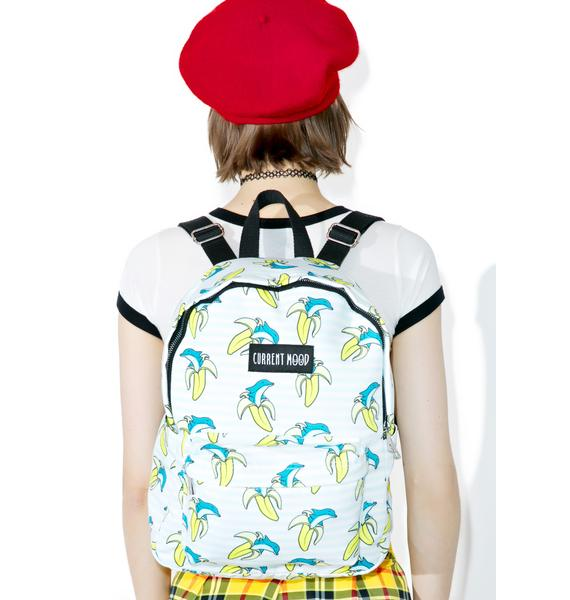 Current Mood Flipper Fruit Backpack