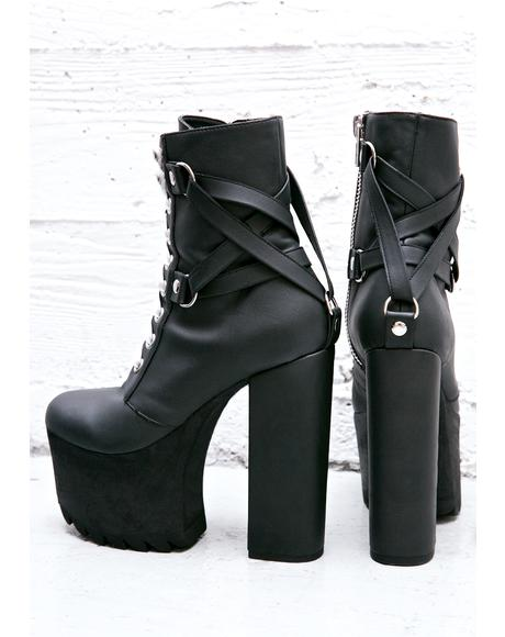 Devil's Work Platform Boots