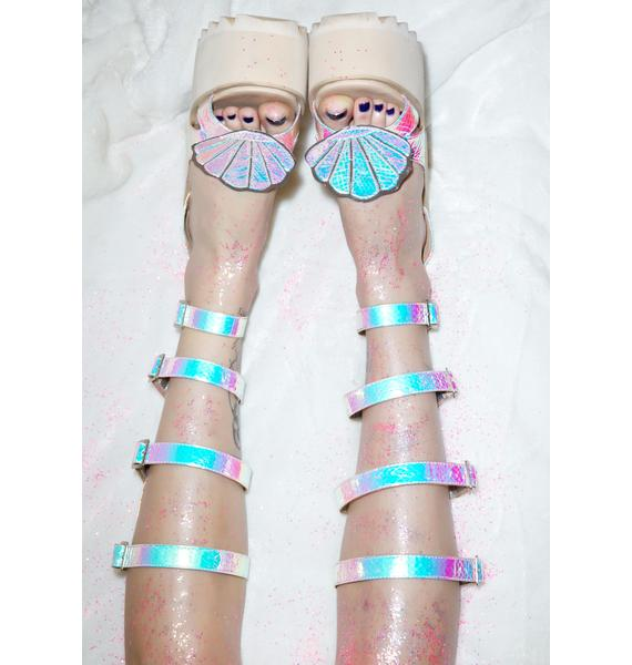 Sugarbaby Seadream Gladiator Platforms