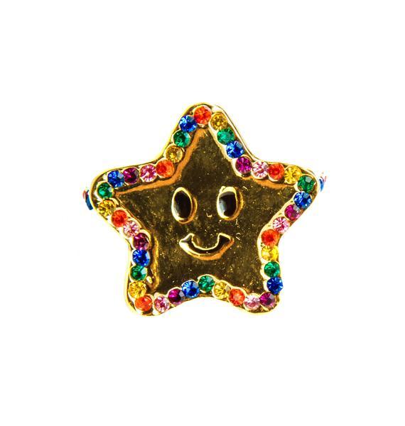 I Wish Star Ring
