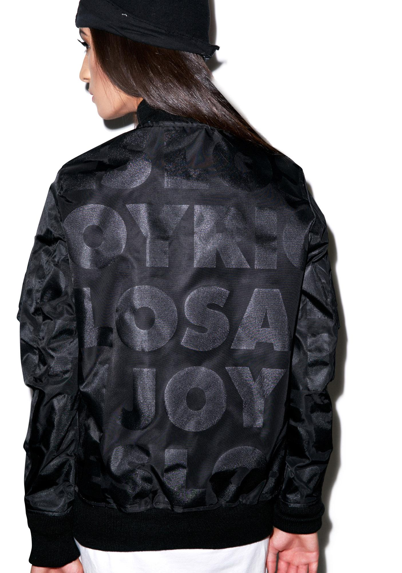 Joyrich Rich Fontgram Jacket