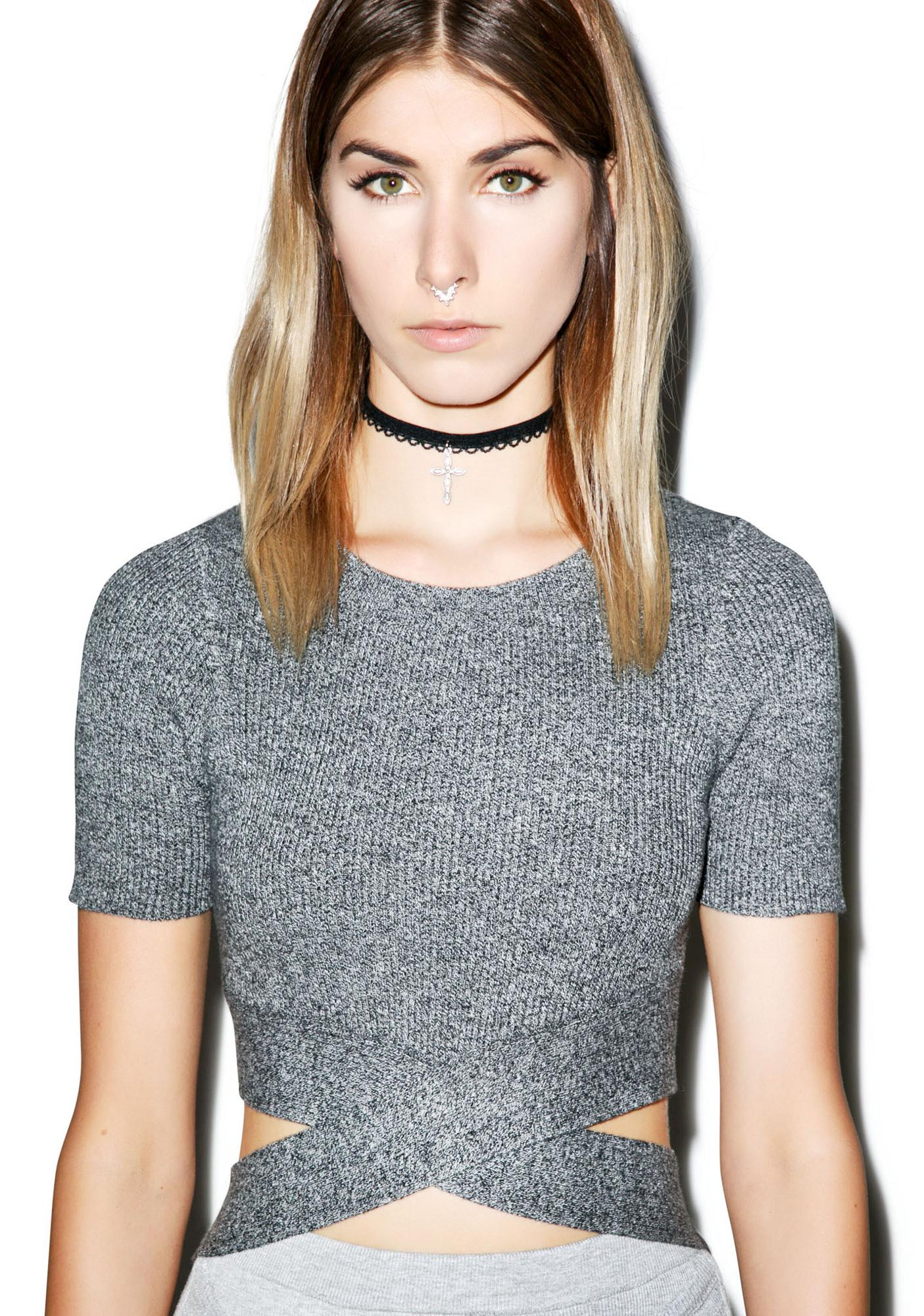 The Siren Knit Top