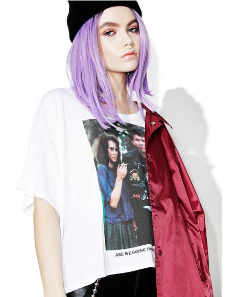 Veronica & JD Loose Boxy Tee