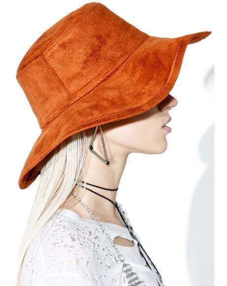 Earthen Wide Brim Hat