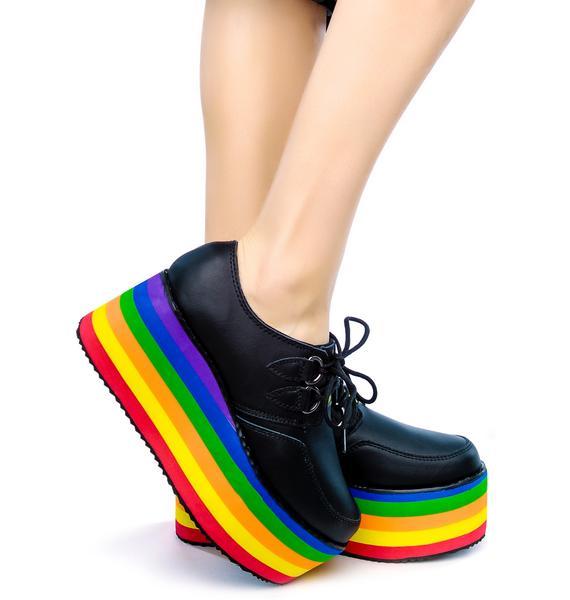 Y.R.U. Kreep Platform Shoes