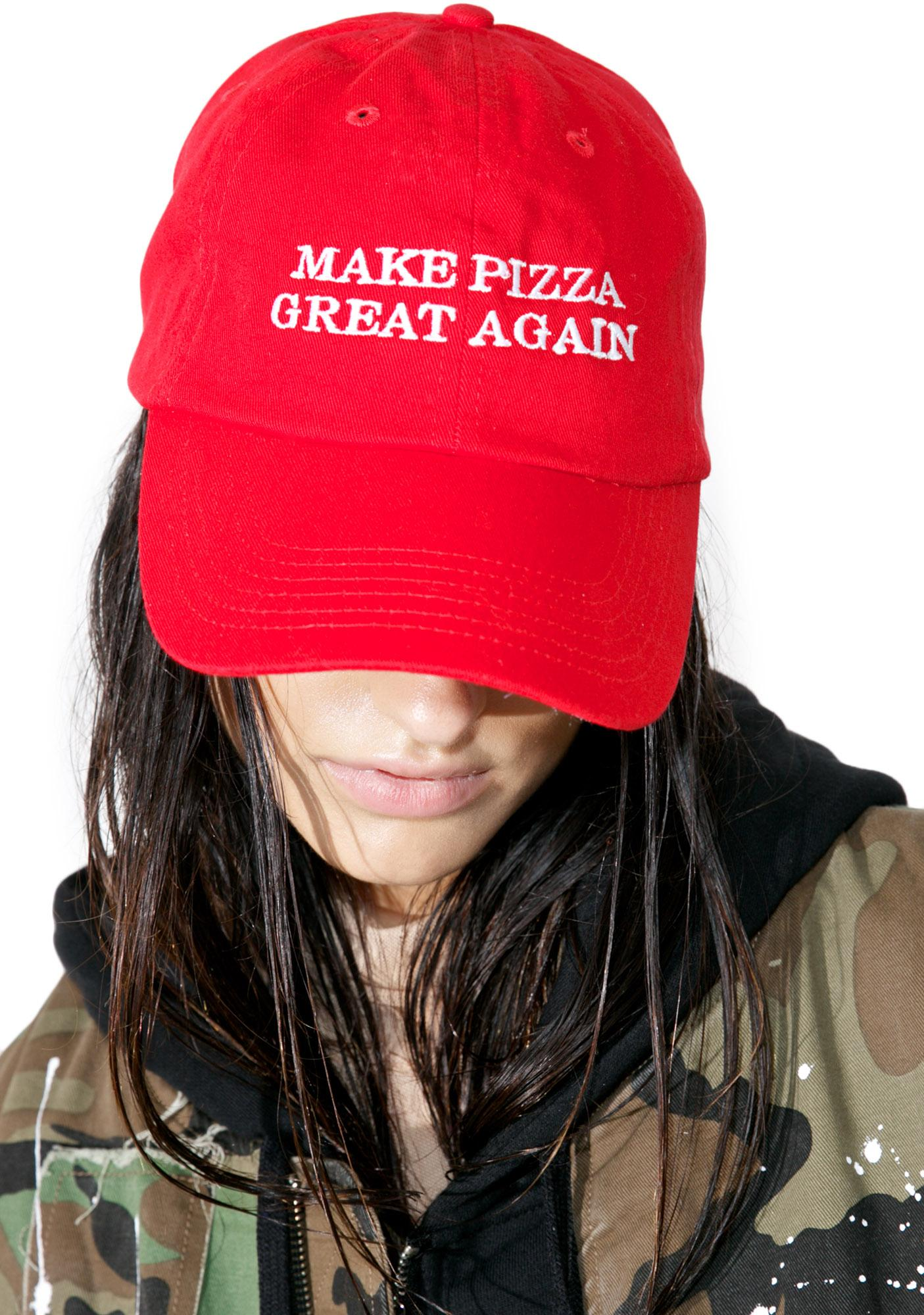 The Laundry Room Great Pizza Cap