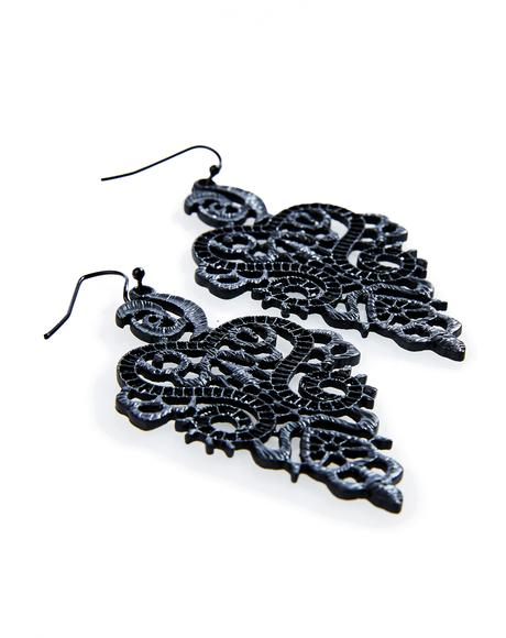 Vienna Charm Earrings