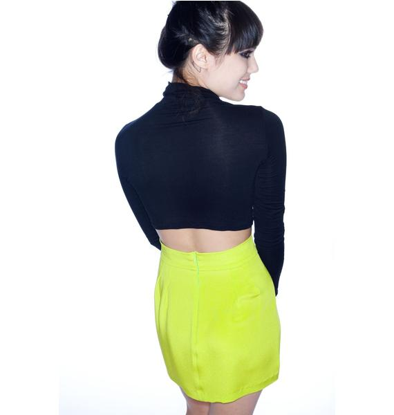 Naven Skinny Mini Skirt