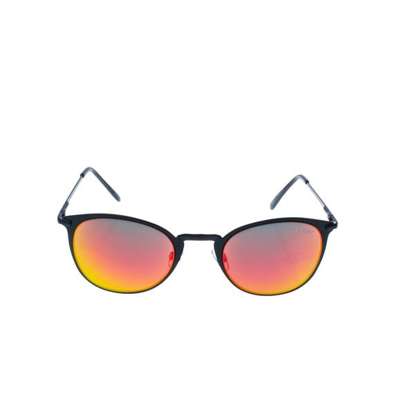 Quay Eyeware Domino Sunglasses