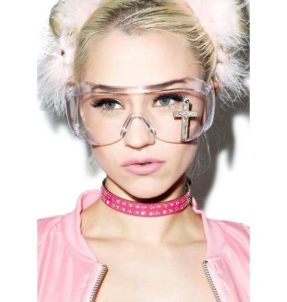 Gasoline Glamour Confession Lab Goggles