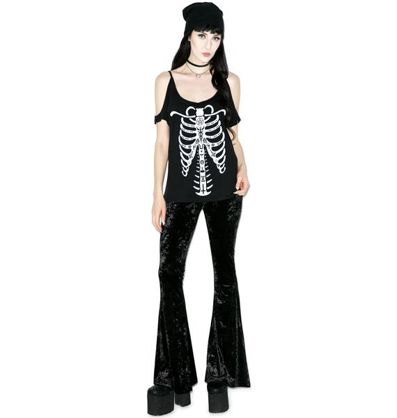 Occult Bones Damnation Tee