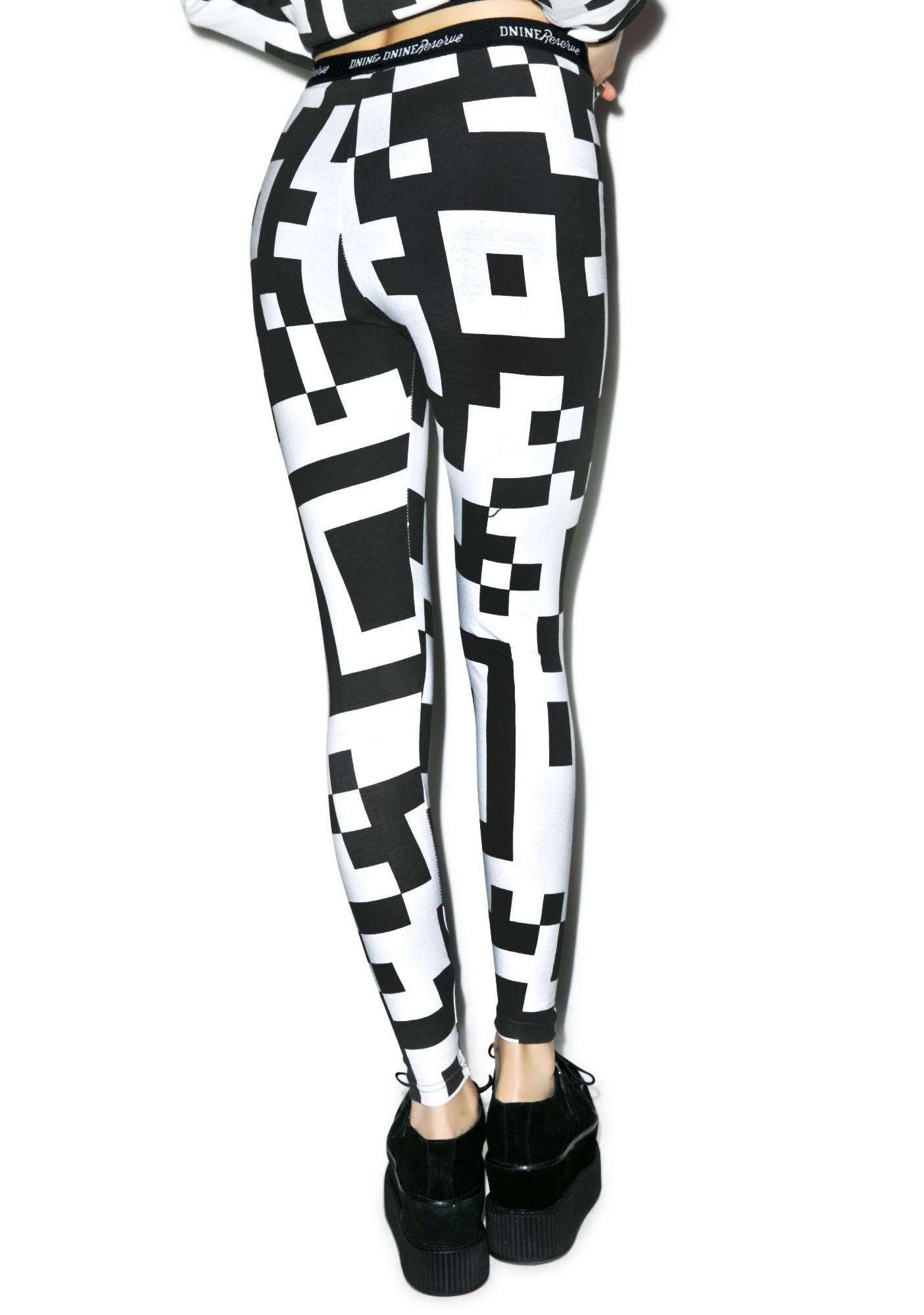 D9 Reserve D9 Code Leggings
