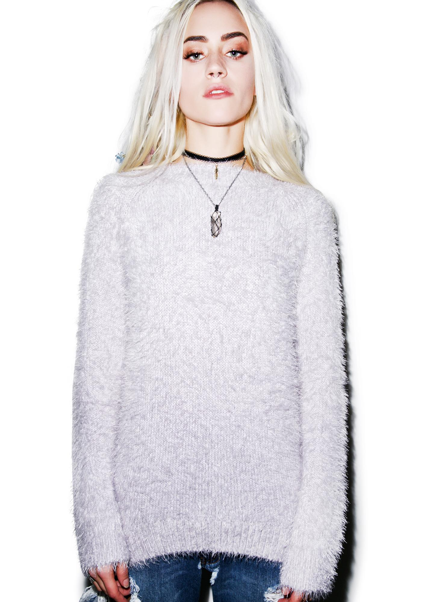 For Love & Lemons Cozy Up Sweater