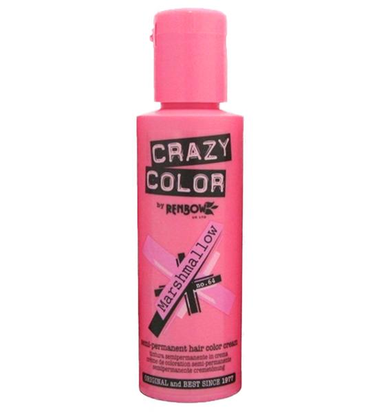 Crazy Color Marshmallo Hair Dye
