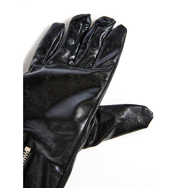 Zip Me Up Gloves