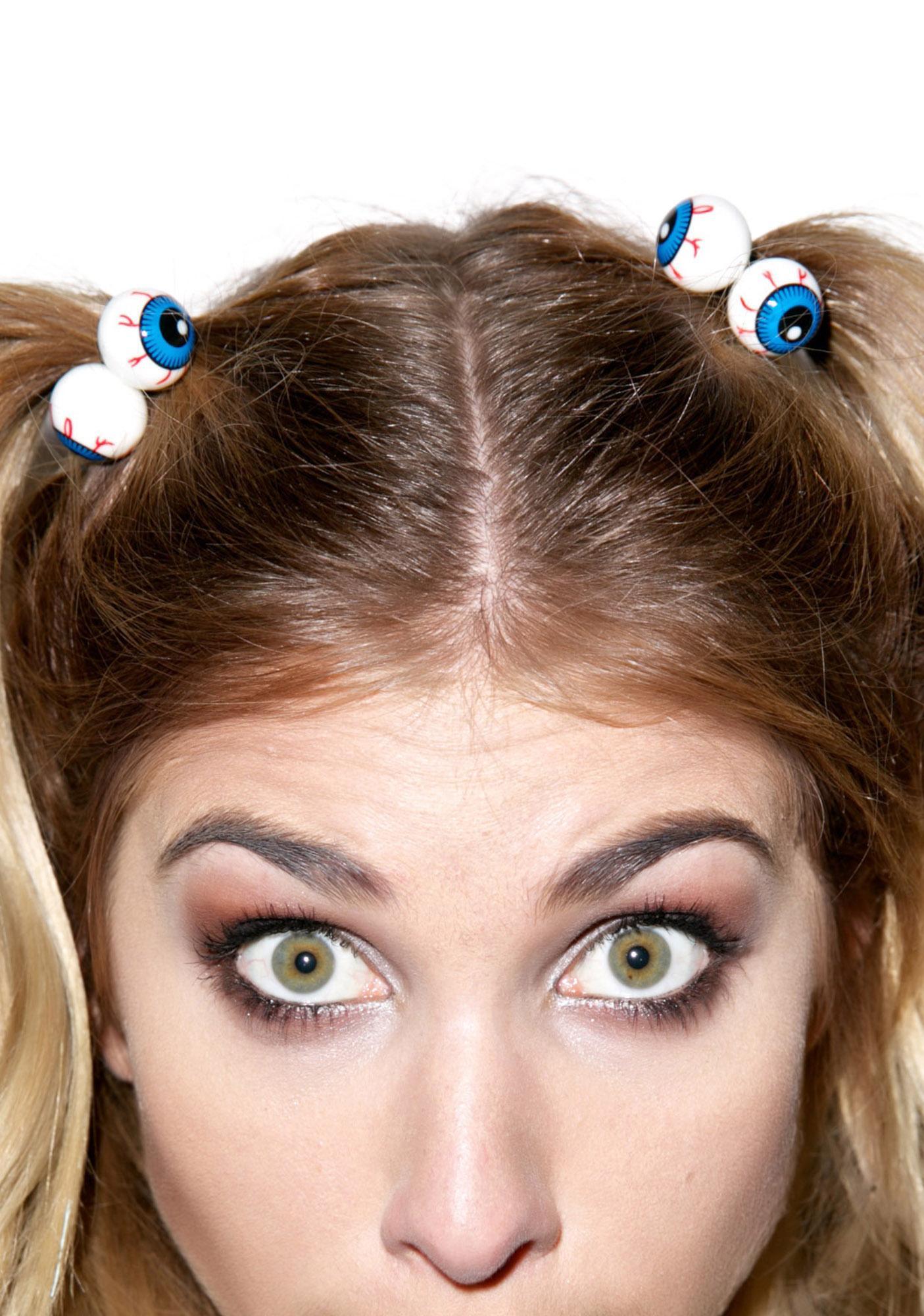 Eyein' U Up Hair Ties